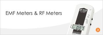 EMF Meters & RF Meters