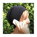 電磁波シールドニット帽子<<【MS308】